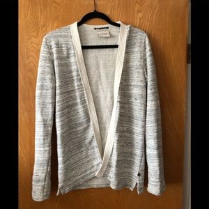 Scotch and Soda open front cardigan 2
